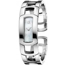 Calvin Klein Women's Watch Dress Middle K3Y2M11G