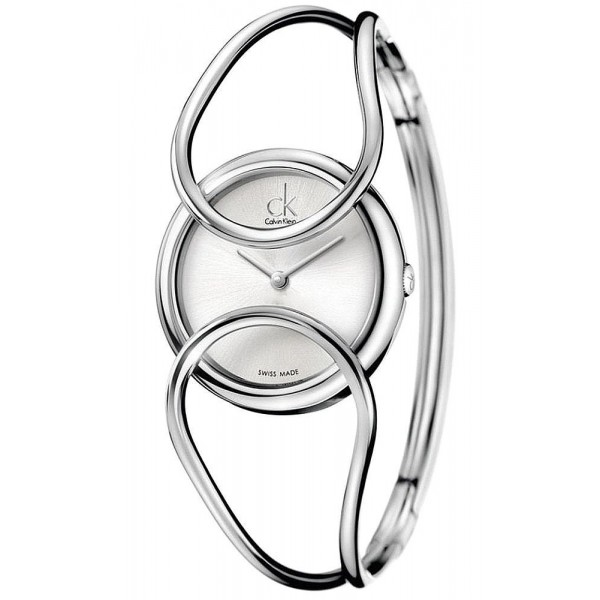 Buy Calvin Klein Women's Watch Inclined K4C2M116