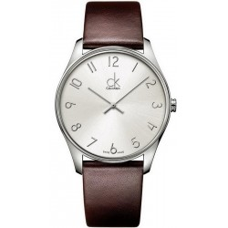 Buy Calvin Klein Men's Watch New Classic K4D211G6