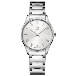 Calvin Klein Women's Watch New Classic K4D2214Z