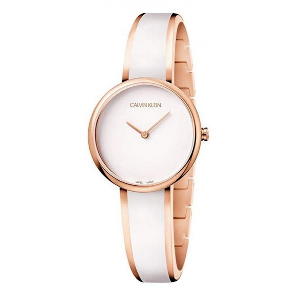 Buy Calvin Klein Women's Watch Seduce K4E2N616