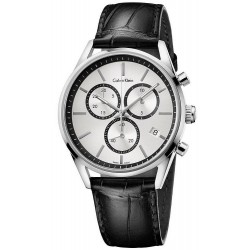 Calvin Klein Men's Watch Formality K4M271C6 Chronograph
