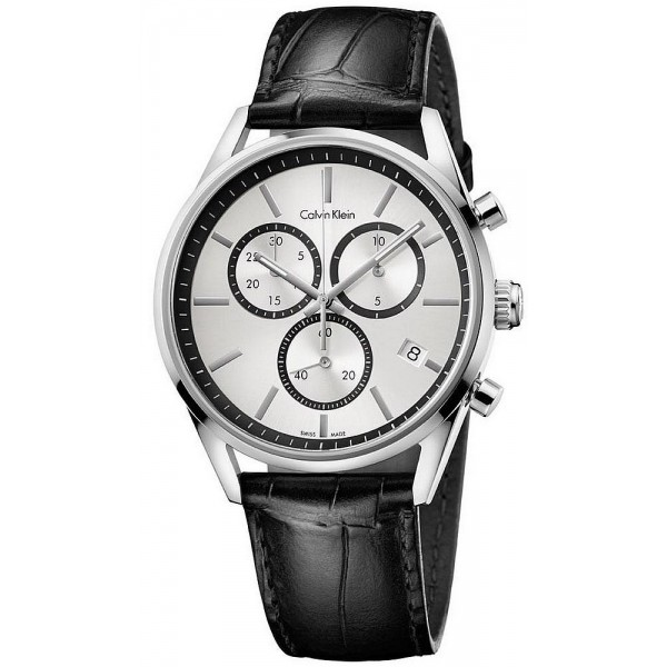 Buy Calvin Klein Men's Watch Formality K4M271C6 Chronograph