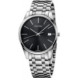 Calvin Klein Men's Watch Time K4N21141