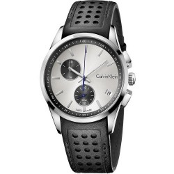 Calvin Klein Men's Watch Bold Chronograph K5A371C6