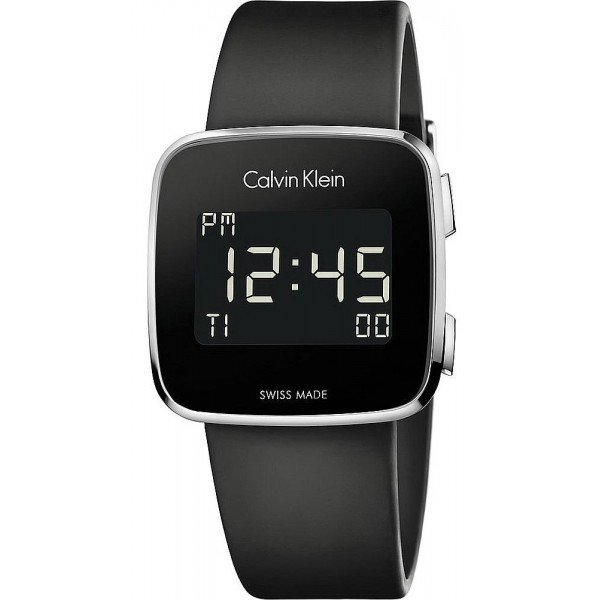 Buy Calvin Klein Men's Watch Future K5C21TD1 Digital Multifunction