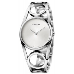 Calvin Klein Women's Watch Round K5U2M146
