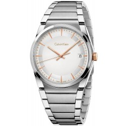 Calvin Klein Men's Watch Step K6K31B46