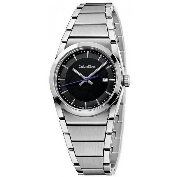 Buy Calvin Klein Women's Watch Step K6K33143
