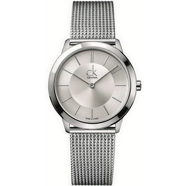Buy Calvin Klein Women's Watch Minimal K3M22126