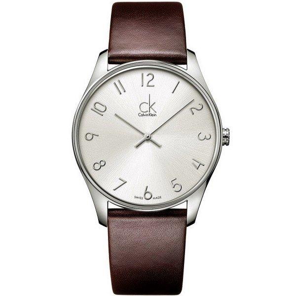 Buy Calvin Klein Men's Watch New Classic K4D211G6