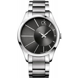 Calvin Klein Men's Watch Deluxe K0S21108