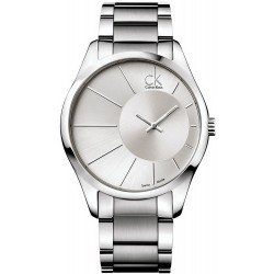 Calvin Klein Men's Watch Deluxe K0S21109