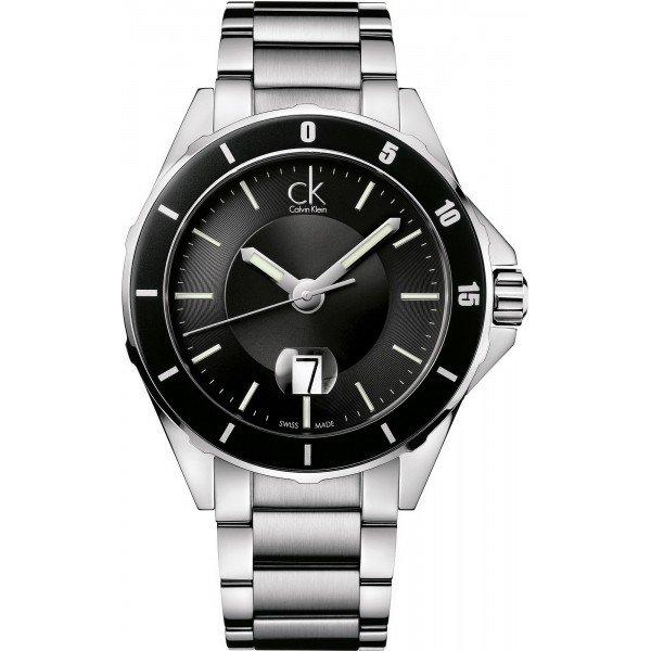 Buy Calvin Klein Men's Watch Play K2W21X41