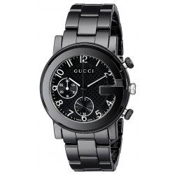 Gucci Unisex Watch G-Chrono YA101352 Chronograph Quartz