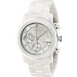 Gucci Unisex Watch G-Chrono YA101353 Chronograph Quartz