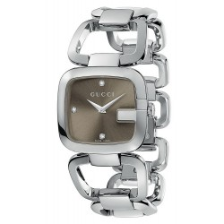 Gucci Women's Watch G-Gucci Medium YA125401 Quartz