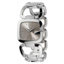 Gucci Women's Watch G-Gucci Medium YA125402 Quartz