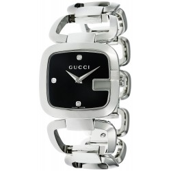 Gucci Women's Watch G-Gucci Medium YA125406 Quartz