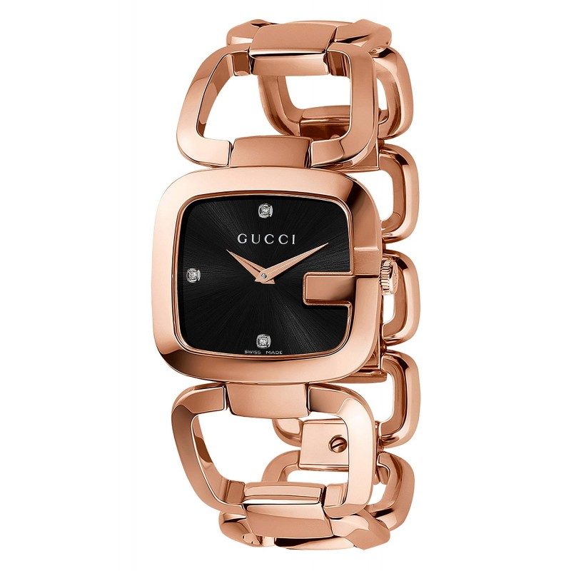 e0ea563648b Gucci Women s Watch G-Gucci Medium YA125409 Quartz