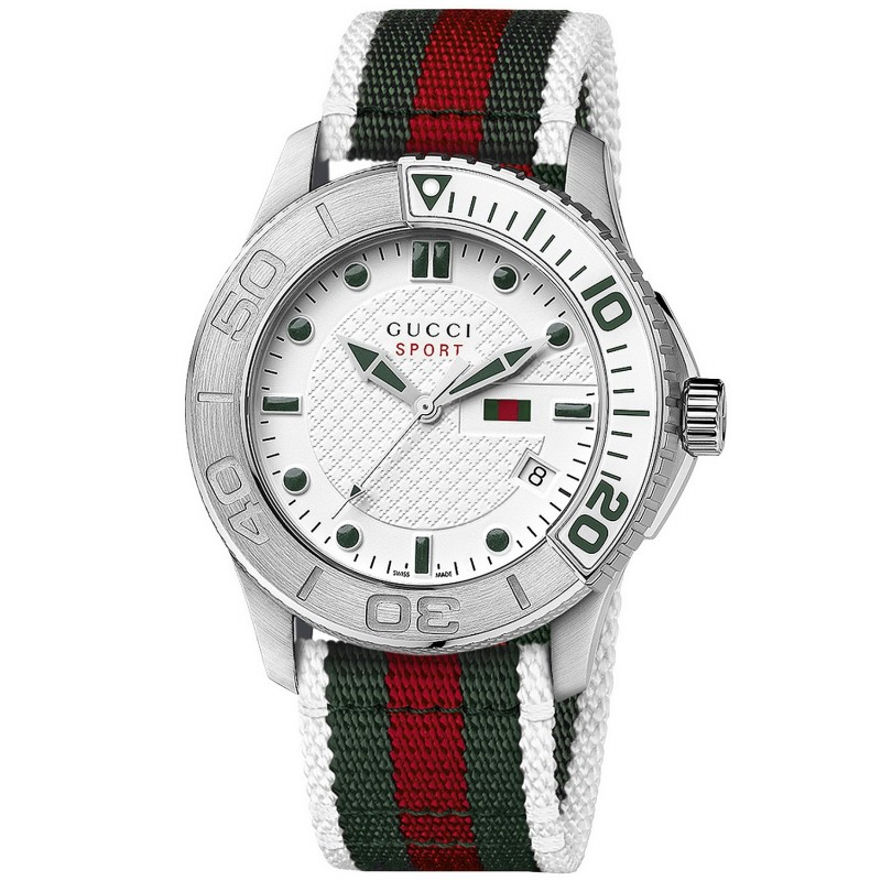 18a828a40 Gucci Men's Watch G-Timeless Sport XL YA126231 Quartz
