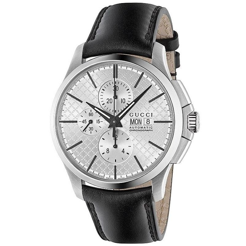 66aaa6481b8 Gucci Men s Watch G-Timeless XL YA126265 Automatic Chronograph