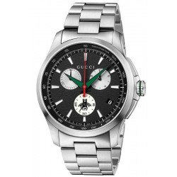Gucci Men's Watch G-Timeless Extra Large YA126267 Chronograph Quartz