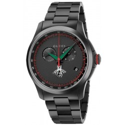 Buy Gucci Men's Watch G-Timeless XL YA126269 Quartz Chronograph