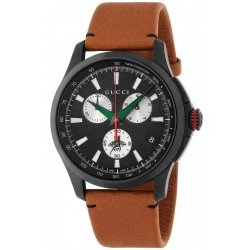 Gucci Men's Watch G-Timeless XL YA126271 Quartz Chronograph