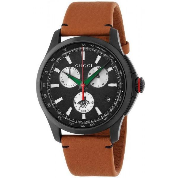 Buy Gucci Men's Watch G-Timeless XL YA126271 Quartz Chronograph