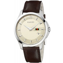 Buy Gucci Men's Watch G-Timeless YA126303 Quartz