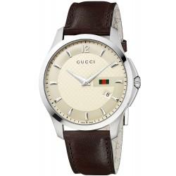 Gucci YA126303 G-Timeless Quartz Men's Watch