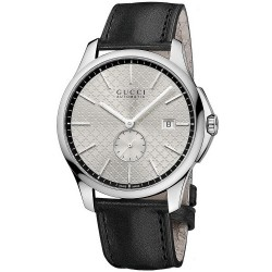 Buy Gucci Men's Watch G-Timeless Large Slim YA126313 Automatic
