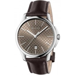 Buy Gucci Men's Watch G-Timeless Large Slim YA126318 Quartz