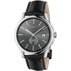 Gucci Men's Watch G-Timeless Large Slim YA126319 Automatic