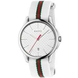 Buy Gucci Men's Watch G-Timeless Large Slim YA126322 Quartz