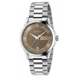 Gucci Unisex Watch G-Timeless Medium YA126445 Quartz