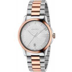 Gucci Unisex Watch G-Timeless Medium YA126447 Quartz