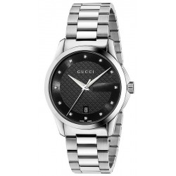 Gucci Unisex Watch G-Timeless Medium YA126456 Quartz