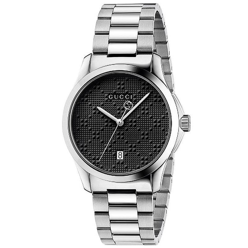 52a29482403 -8% Buy Gucci Unisex Watch G-Timeless Medium YA126460 Quartz