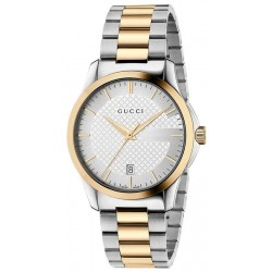 Gucci Unisex Watch G-Timeless Medium YA126474 Quartz