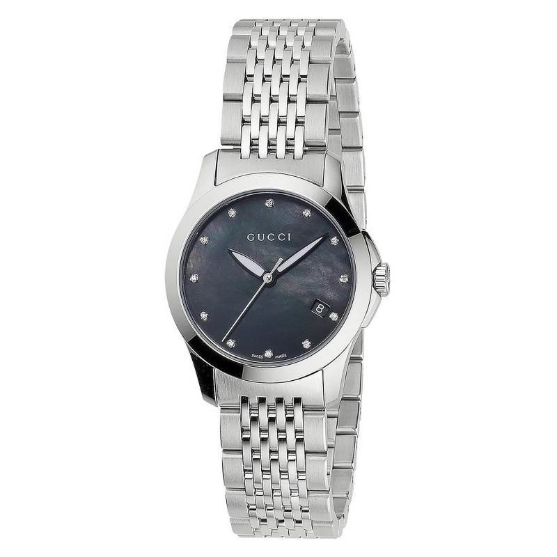 a6026705c8a Gucci Women s Watch G-Timeless Small YA126505 Quartz