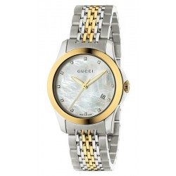 Gucci Women's Watch G-Timeless Small YA126513 Quartz