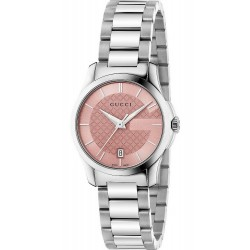 Gucci Women's Watch G-Timeless Small YA126524 Quartz