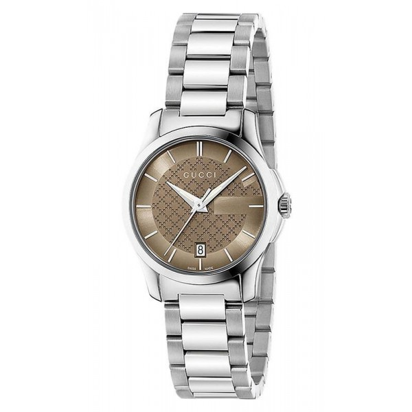 Buy Gucci Women's Watch G-Timeless Small YA126526 Quartz