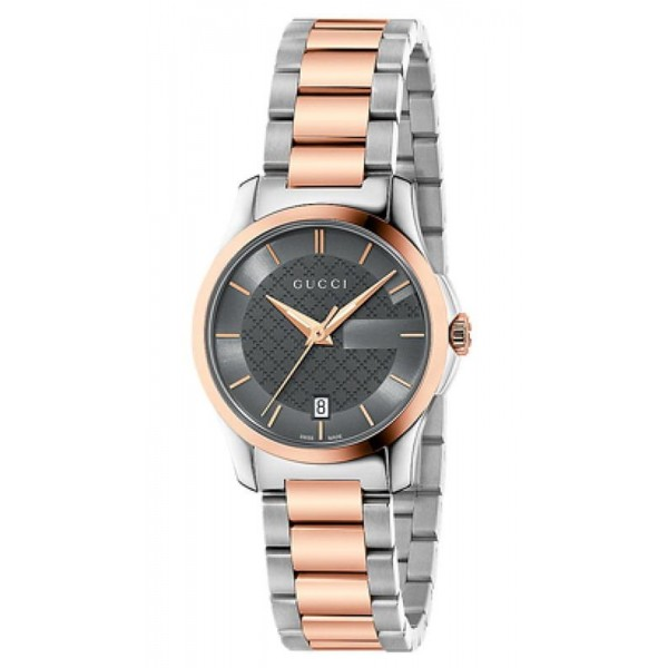 Buy Gucci Women's Watch G-Timeless Small YA126527 Quartz