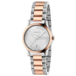 Gucci Women's Watch G-Timeless Small YA126528 Quartz