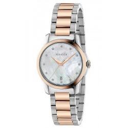 Gucci Women's Watch G-Timeless Small YA126544 Quartz