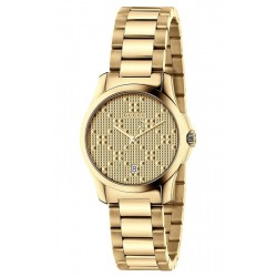 Gucci Women's Watch G-Timeless Small YA126553 Quartz