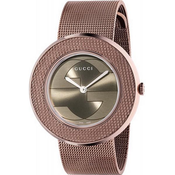 Buy Gucci Women's Watch U-Play Medium YA129445 Quartz